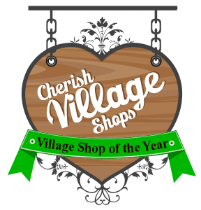 Cherish Village Shops Leicestershire Village Shop of the Year 2014 Logo